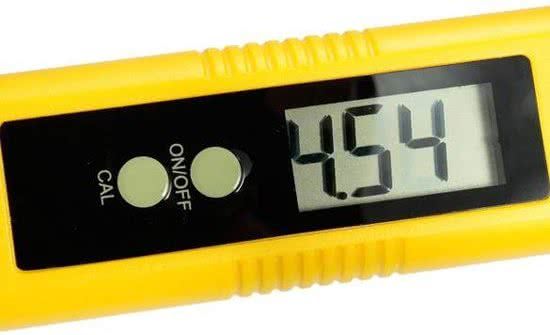 Digitale PH Meter - LCD Geel Prof. / PH Meter