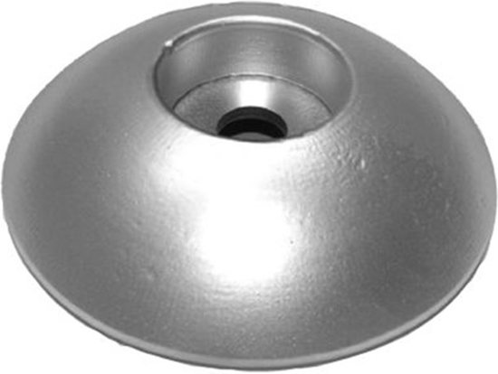 Roerblad Anode Aluminium (Zoet- & Brakwater) 110 mm