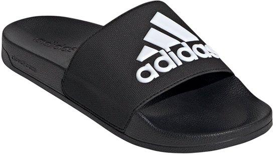 adidas Adilette Shower slippers zwartwit
