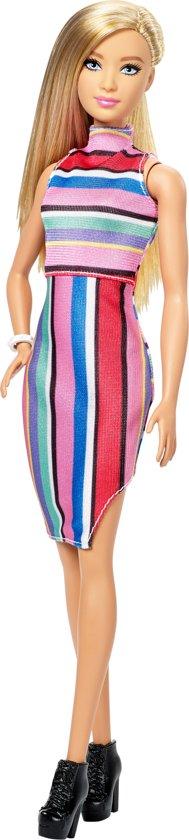 Barbie Fashionistas Doll 68 Candy Stripes - ORIGINAL