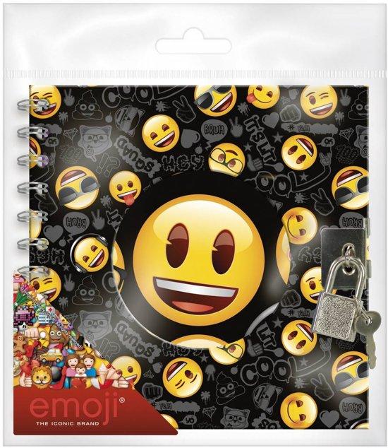 Cm Dagboek Slotje Inclusief Emoji 16 X ordBCxeW