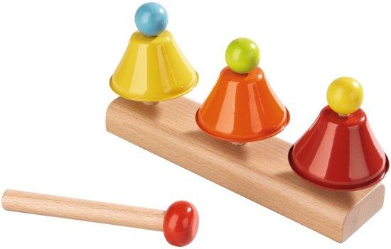 Haba Muziekinstrumenten Kleuterspeelgoed Klokkenspel
