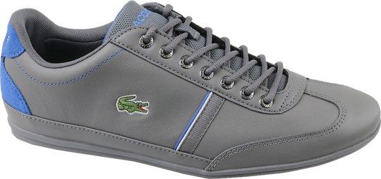 Eu Lacoste 1 Misano Cam00831z8MannenGrijsSneakers Maat45 118 Sport EQCBdxoWre