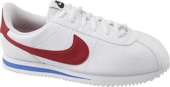 c4811d6b1fe bol.com | Nike Cortez Basic SL GS 904764-103, Vrouwen, Wit, Sneakers ...