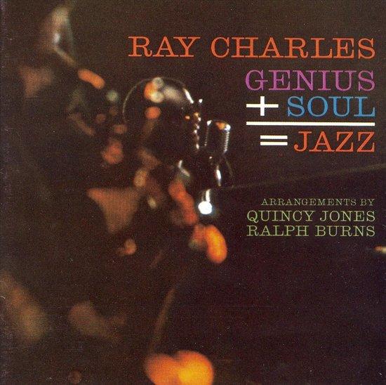 Genius + Soul = Jazz -Hq-