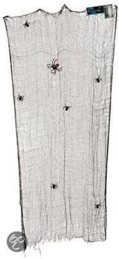 Halloween Decoratie Bestellen.Halloween Horror Decoratie Net Spinnenweb 150 Cm