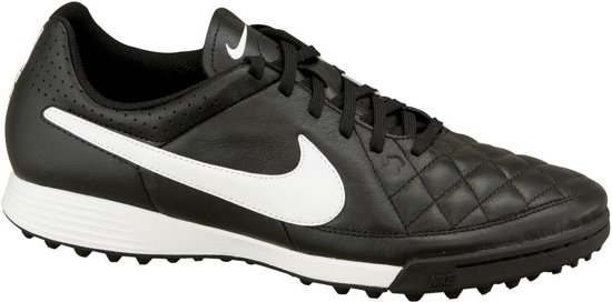 finest selection a2757 2759e Nike Tiempo Genio Leather TF - Voetbalschoenen - Mannen - Maat 40 - Zwart