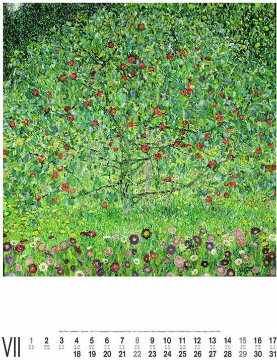 Gustav Klimt Posterkalender 2018