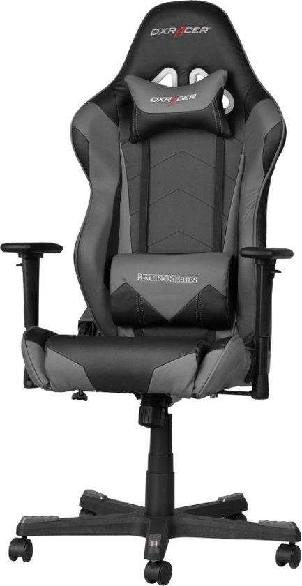 DXRacer Racing R001 - Gamestoel - Zwart / Grijs