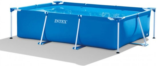 intex zwembad klein frame 300 x 200 x 75 met