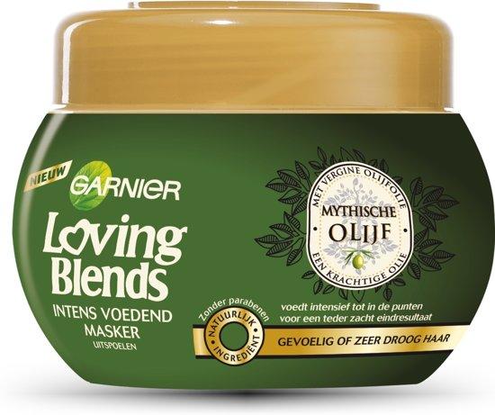Garnier Loving Blends Olijf - 300 ml - Haarmasker