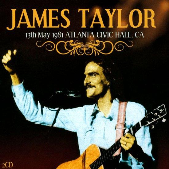13th May 1981 Atlanta Civic Hall, CA