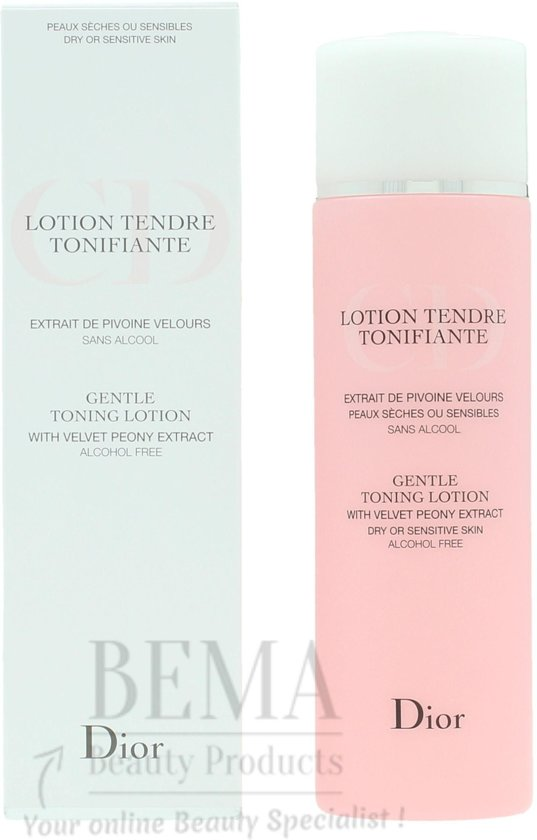 Dior Gentle Toning Lotion - 200 ml - Reinigingstonic