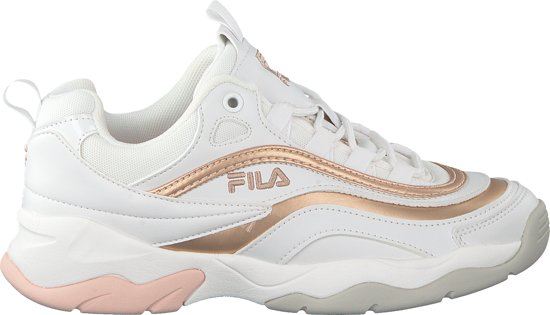 c49075a35da bol.com | Fila Dames Sneakers Ray F Low Wmn - Wit - Maat 37