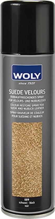 Woly Suede velours 250ml middel bruin