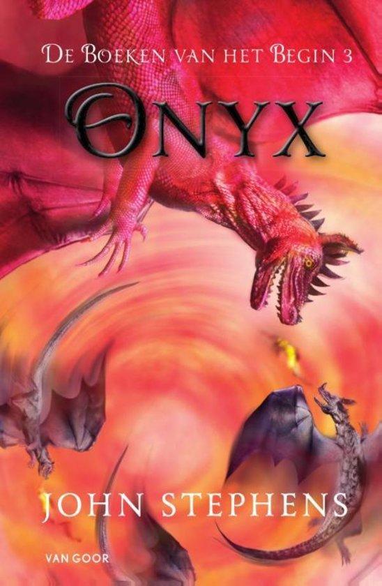 De Boeken van het Begin 3 Onyx
