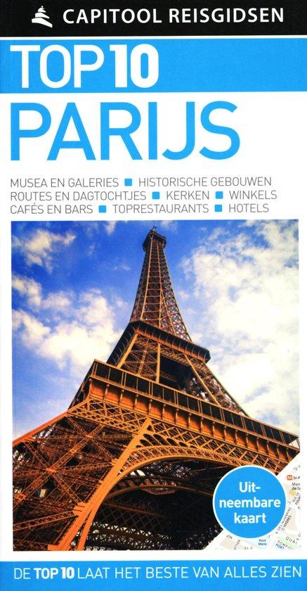 Capitool Reisgidsen Top 10 - Parijs