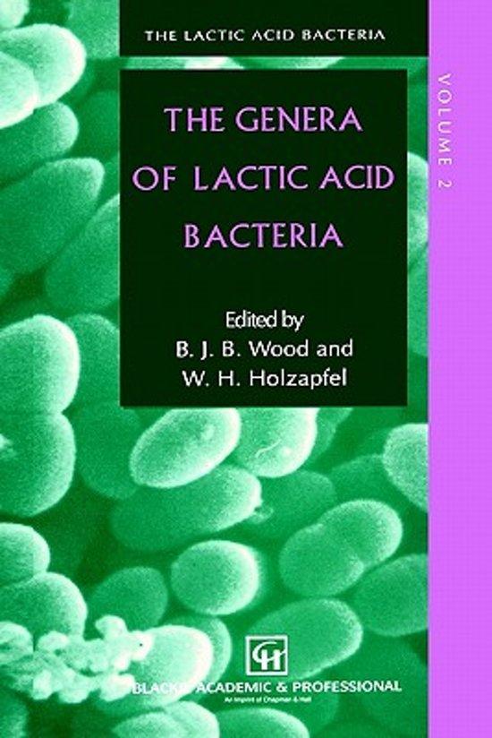 The Genera of Lactic Acid Bacteria