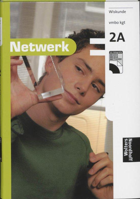 Netwerk wiskunde 2a Vmbo Kgt