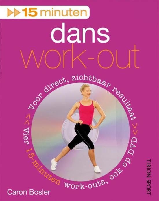 15 minuten / Dansen work-out + DVD