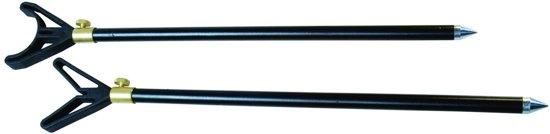 Albatros Deluxe Karpersteun - 37 cm - Zwart