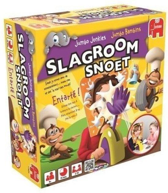 Slagroom Snoet - Kinderspel