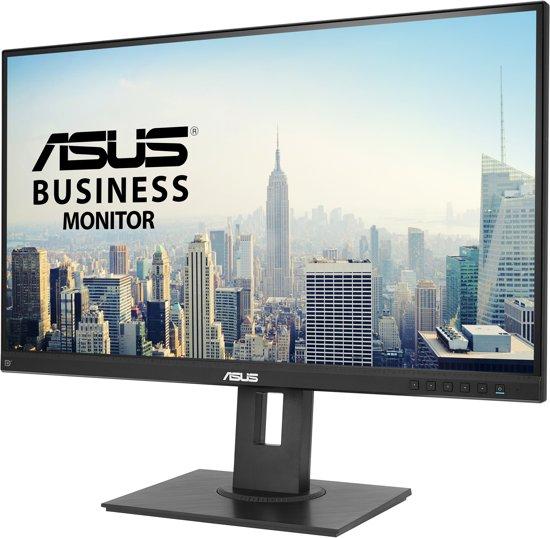 ASUS BE27AQLB computer monitor 68,6 cm (27'') Wide Quad HD LED Flat Zwart