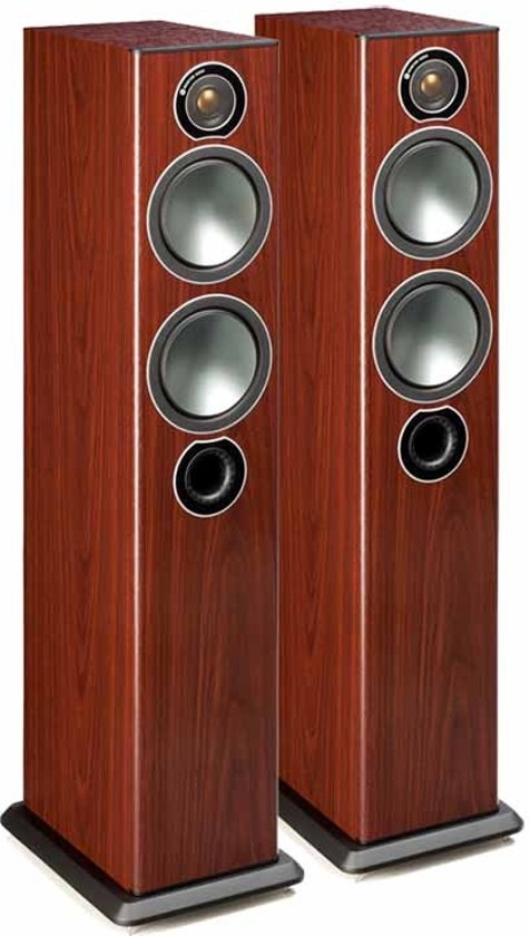 Monitor Audio Bronze 5 - Vloerstaande Luidspreker - Rosemah