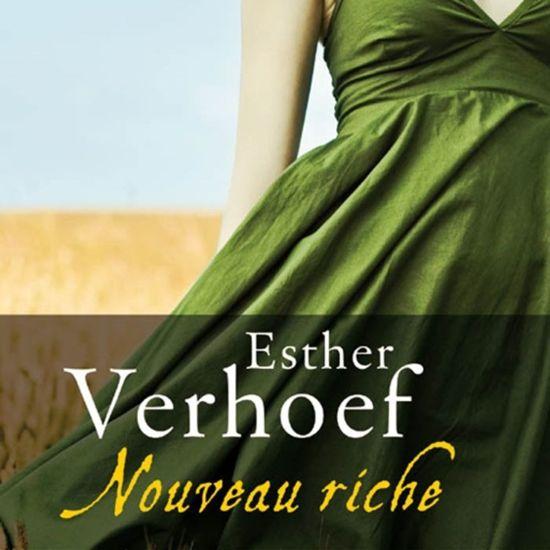 Boek cover Nouveau riche van Esther Verhoef (Onbekend)