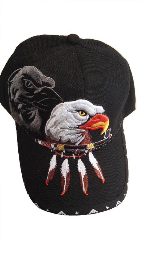 60bb9946681 Baseball Cap Eagle Head