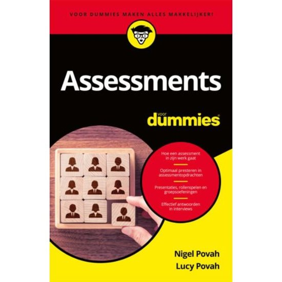 succeeding at assessment centres for dummies povah nigel povah lucy