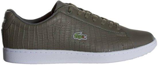 G117 4 Evo Khaki Carnaby Sneakers Heren Spm 41 Maat Lacoste HUwafAxqWx