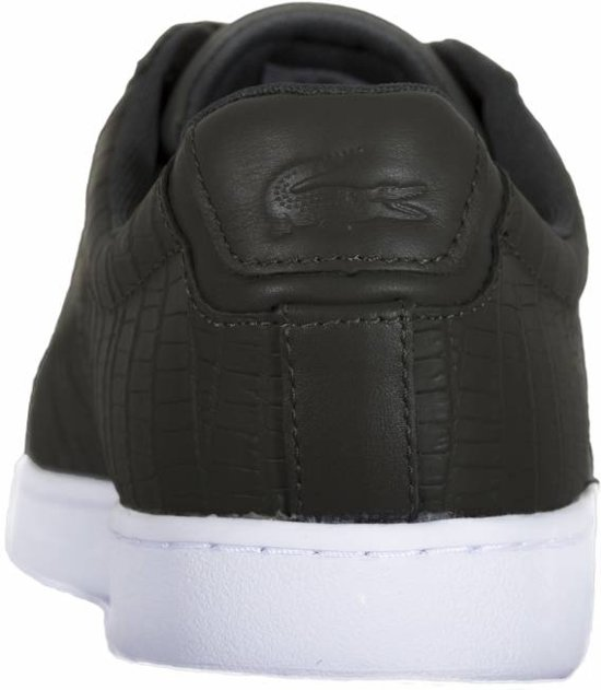 Lacoste 41 G117 Heren Sneakers Carnaby Khaki Maat 4 Spm Evo zrAqEwz