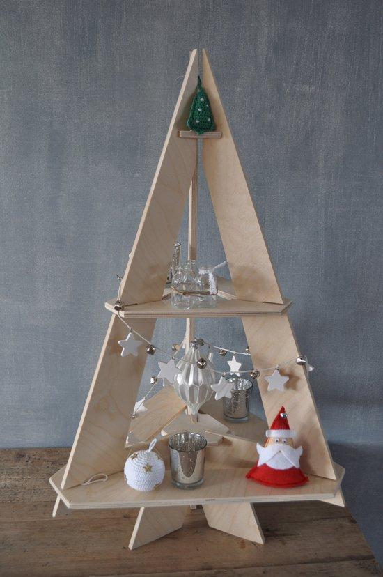 Bol Com Houten 3d Kerstboom