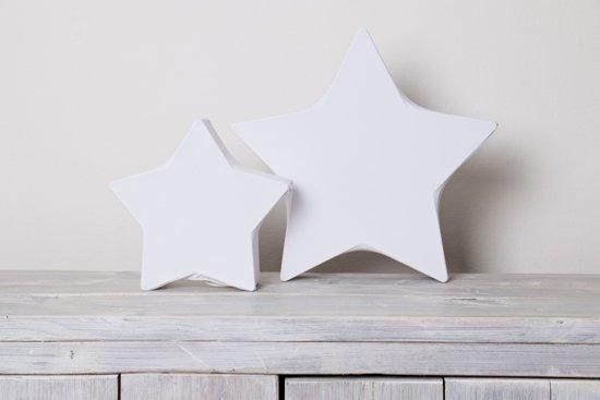 Lamp Kinderkamer Wit : Bol tafellamp kinderkamer ster wit cm