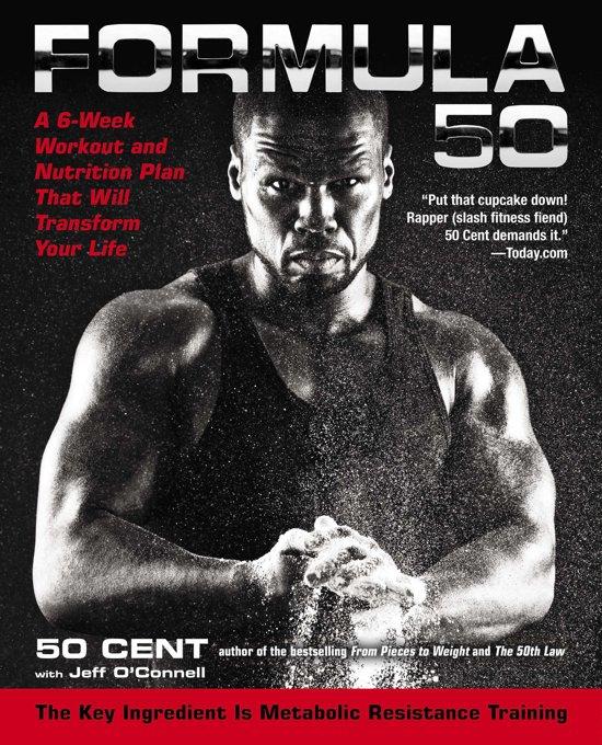Boek cover Formula 50 van 50 Cent (Paperback)