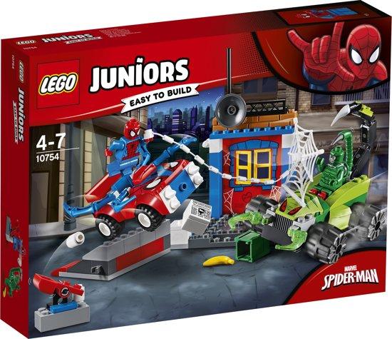 LEGO Juniors Spider-Man vs. Scorpion Straatduel - 10754