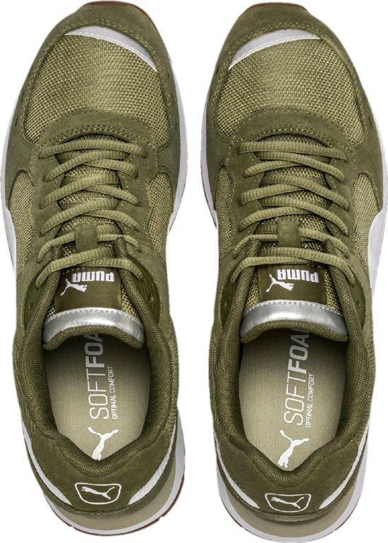 White Sneakers Elm Olivine Unisex Puma 5 Maat 40 Vista nR6qUUS