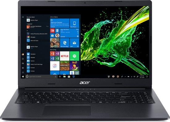 Acer Aspire 3 A315-55G-75WT laptop voor fotobewerken