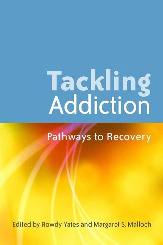 Boek cover Tackling Addiction van George De Leon (Onbekend)
