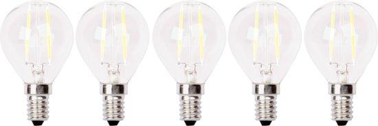 xq lite xq1405 filament led lamp bolvorm e14 fitting 2 watt. Black Bedroom Furniture Sets. Home Design Ideas