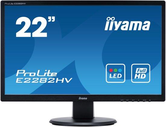 iiyama ProLite E2282HV - Full HD Monitor