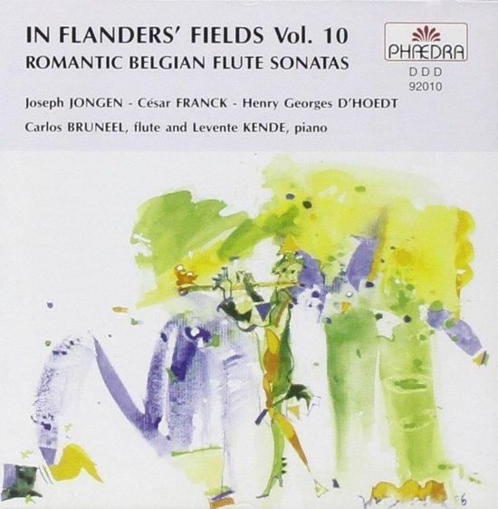 Romantic Belgian Flute  Sonatas Iff