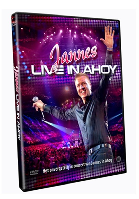 Jannes - Live In Ahoy