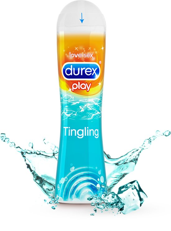 Durex Play Pleasure Gel Tingle - Glijmiddel - 50 ml