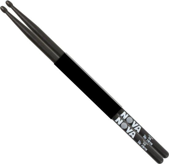 Nova Drum Sticks 5AB, Wood Tip
