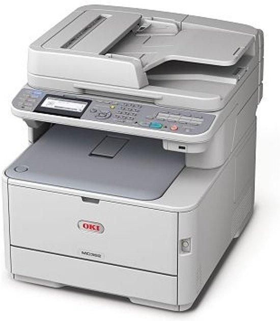 Oki MC362dn - All-in-One Kleurenlaserprinter