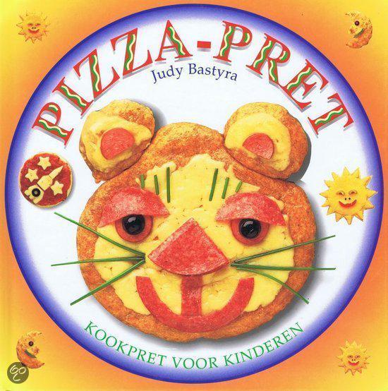 PIZZA - PRET (Kookpret voor kinderen)