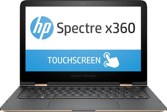 HP Spectre x360 Special Edition 13-4159nd - Hybride Laptop Tablet