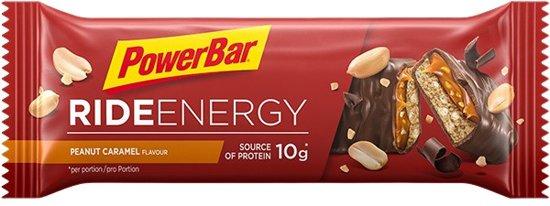 PowerBar Ride Energy Peanut-Caramel 18x55g